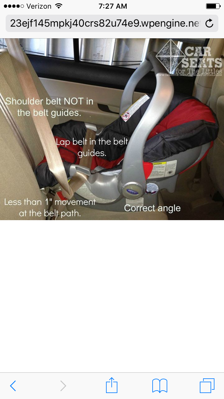 Infant Travel The Bump