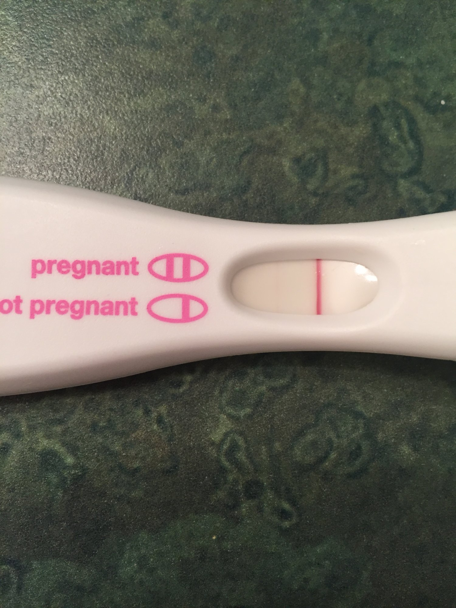 Positive Pregnancy Test On Sink - Pregnancy Symptoms