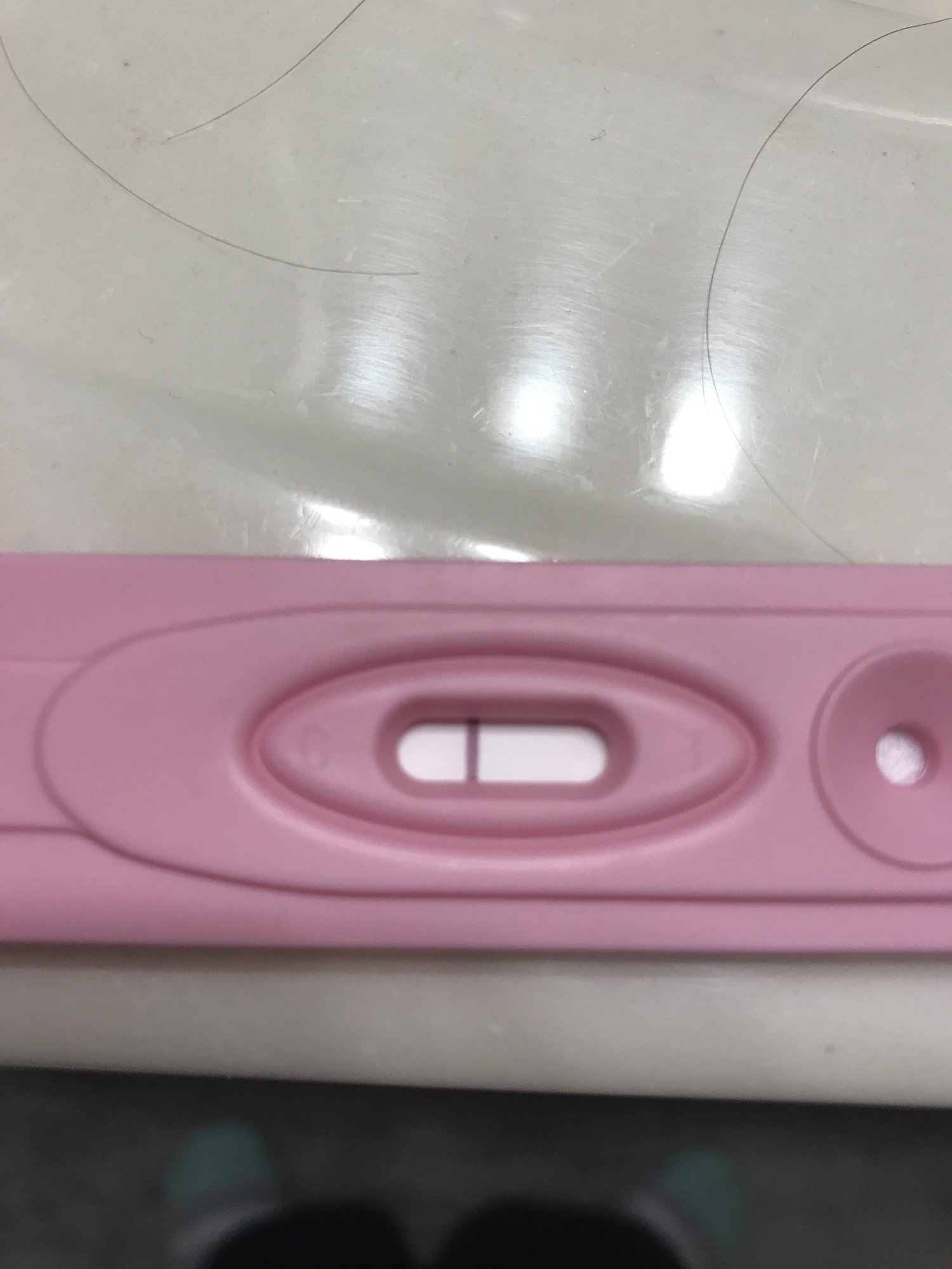 What does a positive pregnancy test really look like Page 23