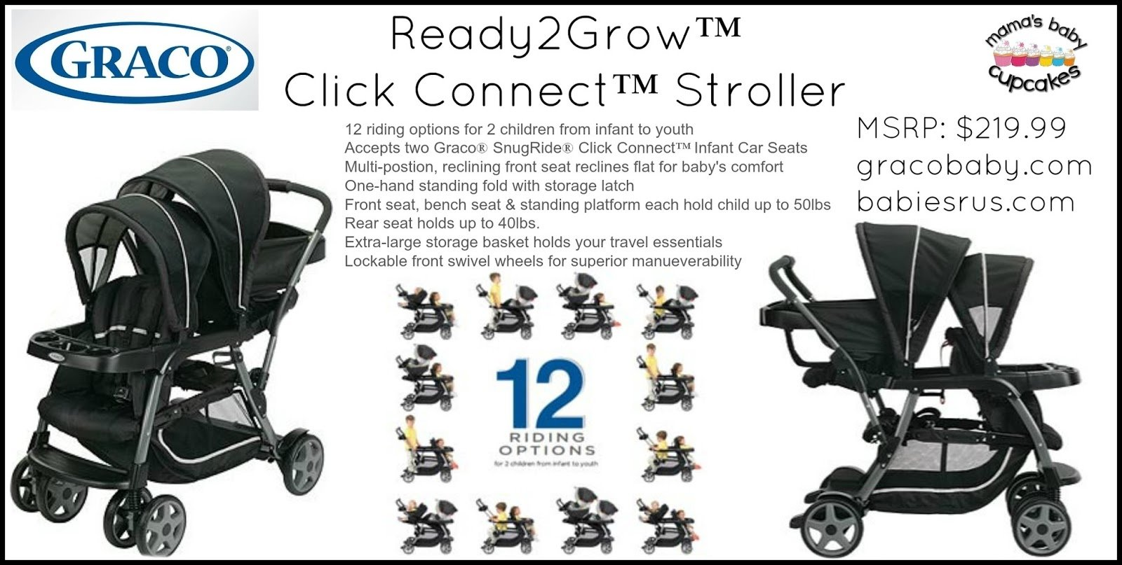 Double Stroller Research! — The Bump