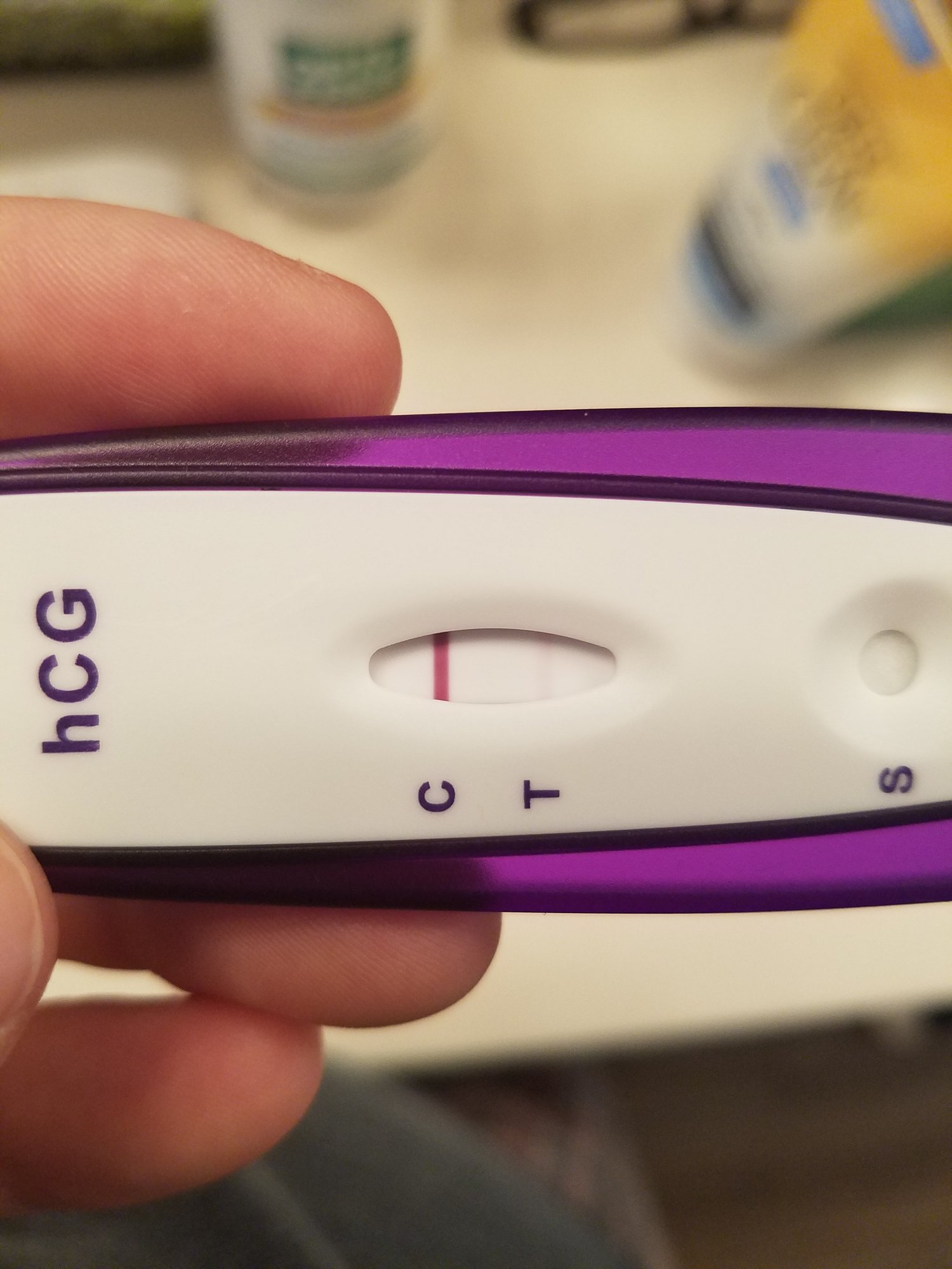 What does a positive pregnancy test really look like Page 28