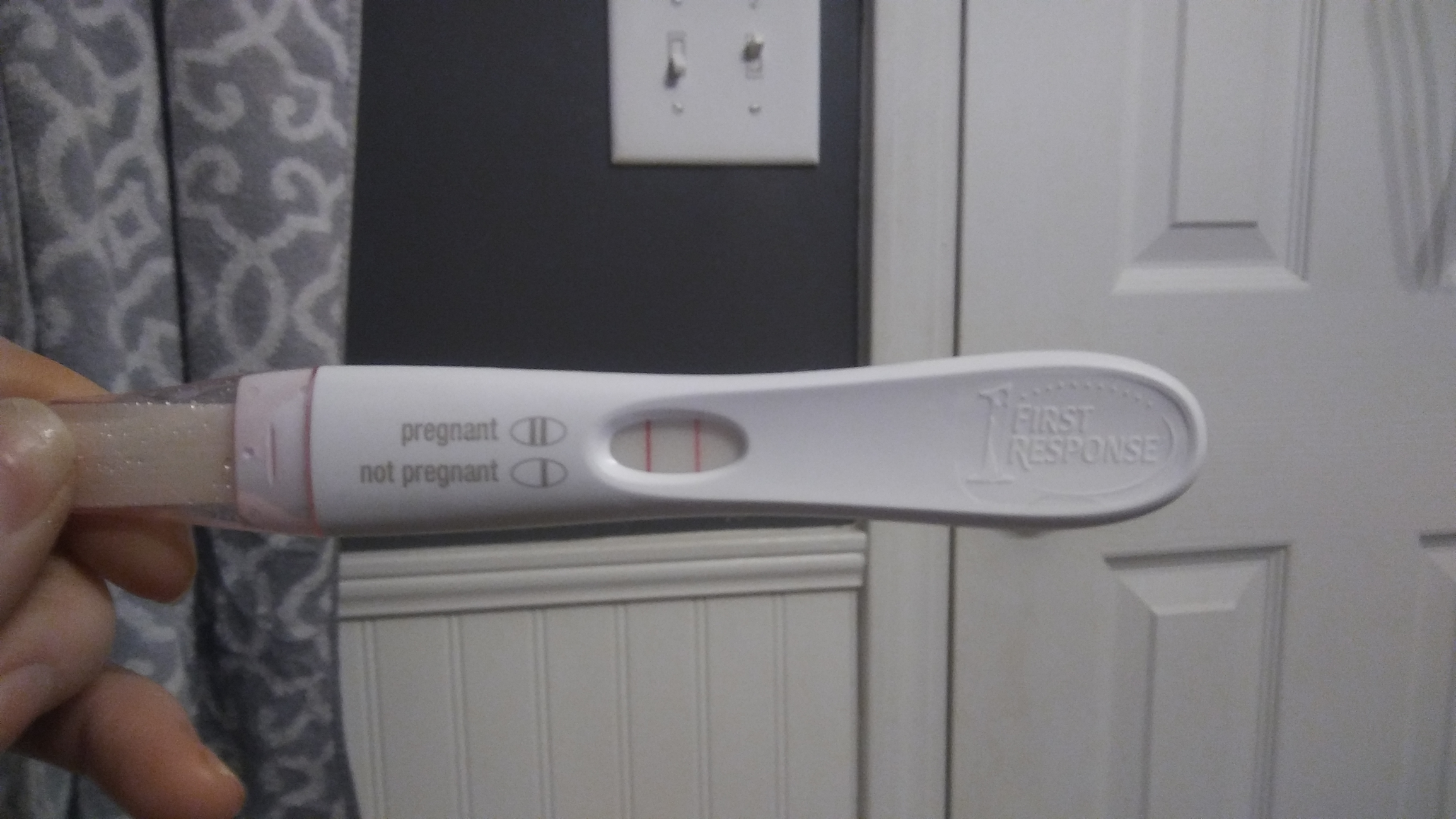 How Many Days After Implantation Will A Pregnancy Test Show Positive