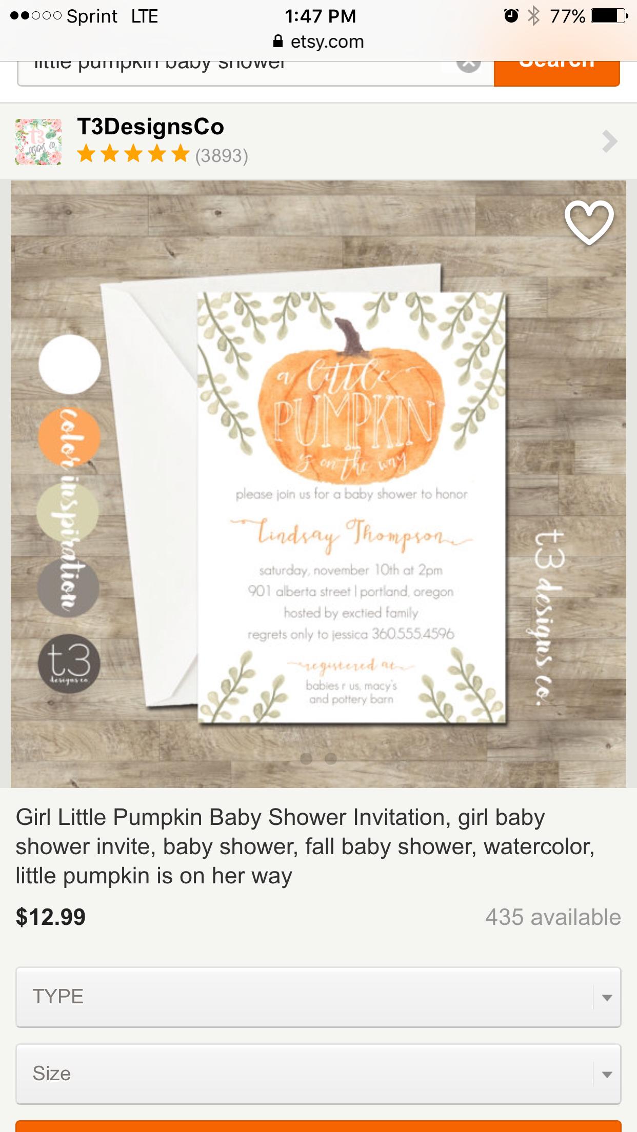 Baby Shower - how to word in online message that hand-me-downs are ...