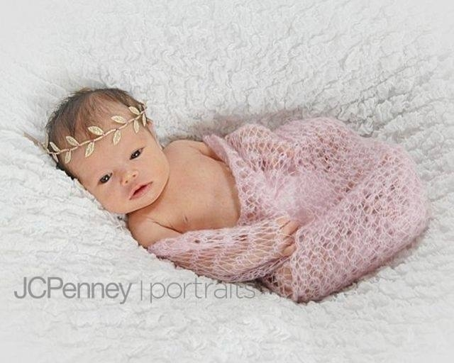 Jcpenney Newborn Photo Shoot