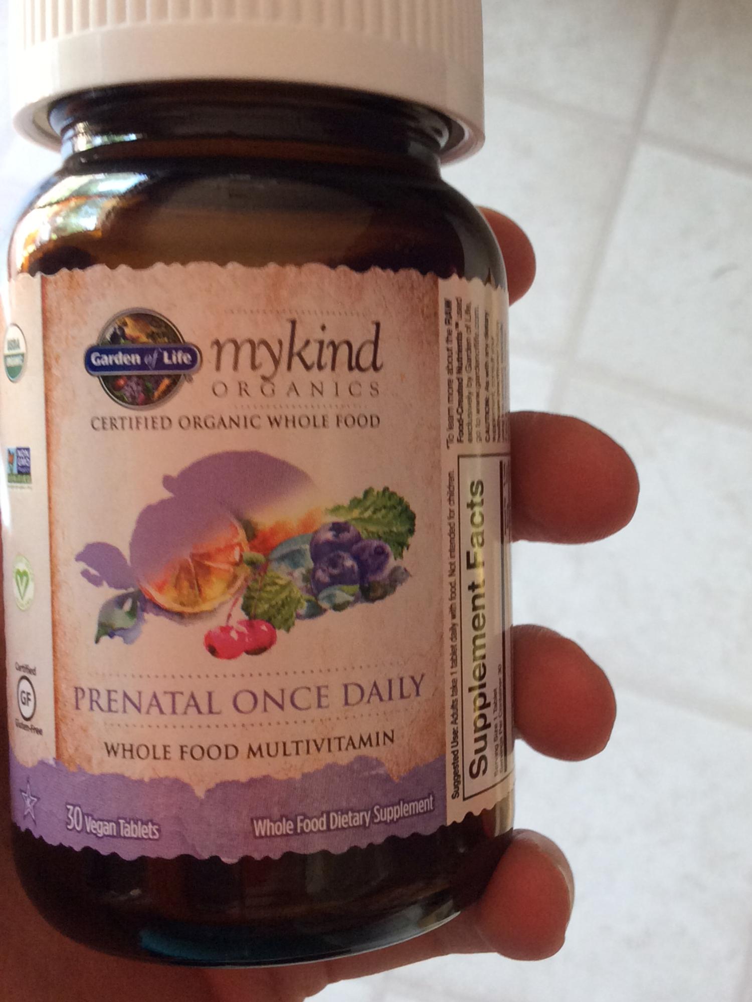 Prenatal Vitamins — The Bump