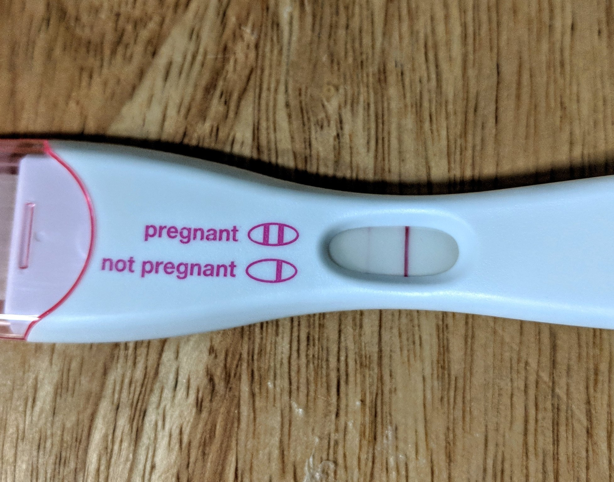 What does a positive pregnancy test really look like?? - Page 27