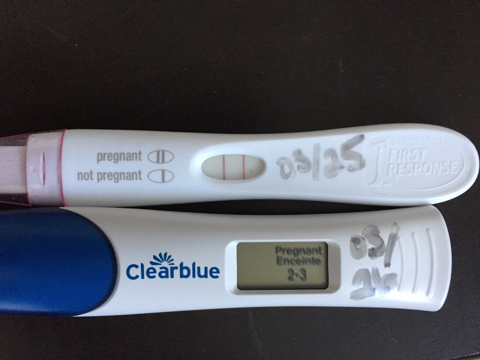 What does a positive pregnancy test really look like?? - Page 24