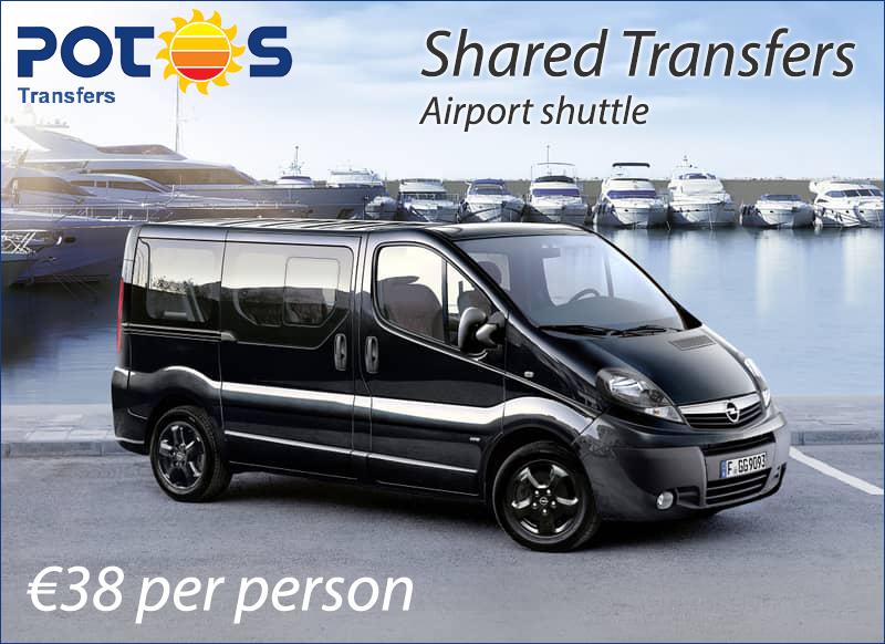 Thassos Airport Shuttle