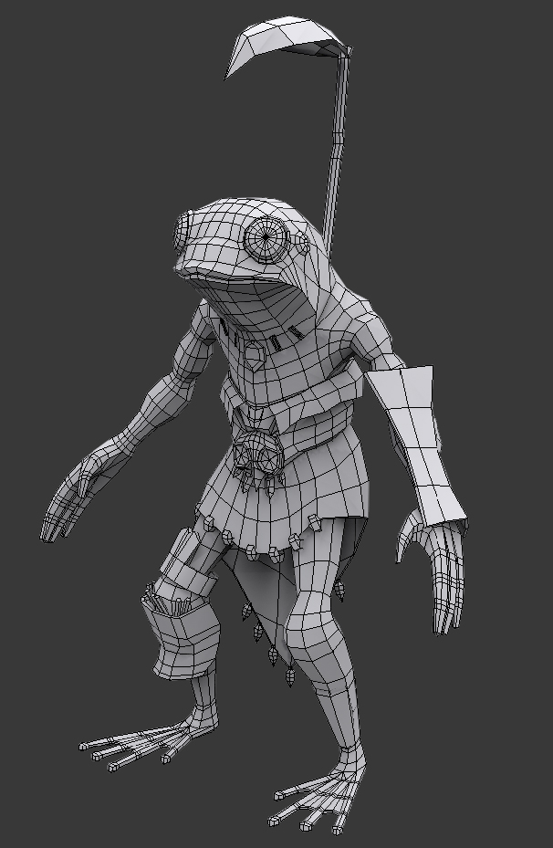 Frog Low poly wireframe.jpg