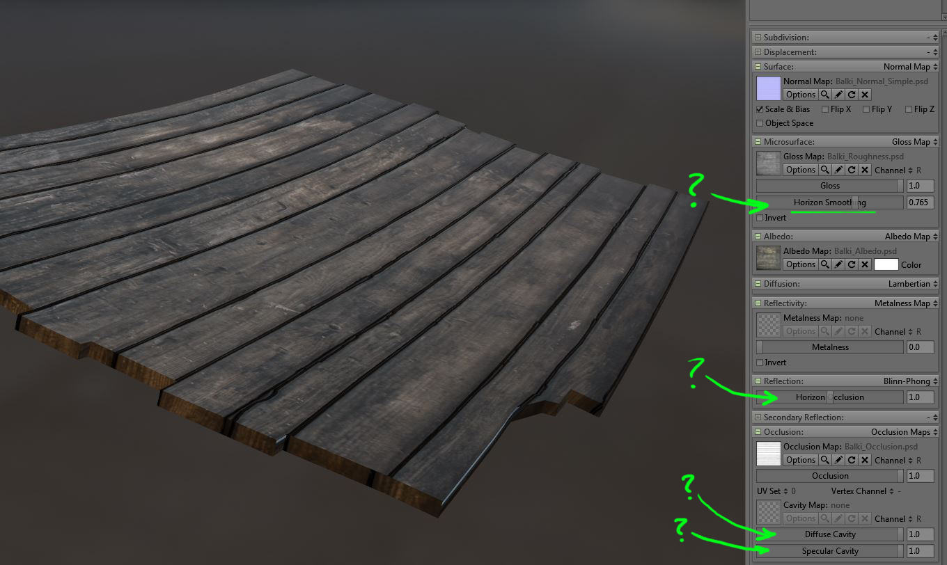 Need Clarification About Pbr Rougness Metalness Workflow