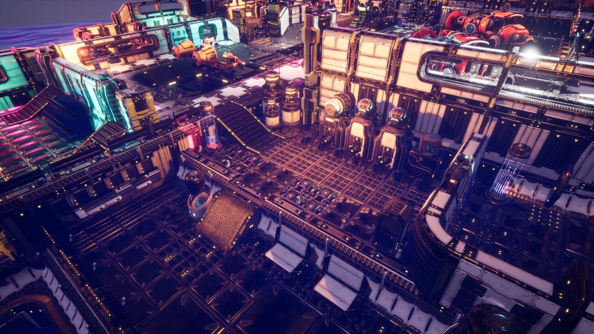 Nukers - SciFi Top Down Modular Kit and Level Design (Unreal Engine
