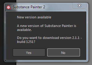 Substance Painter - Latest Build - 2019 1 - Page 3 — polycount
