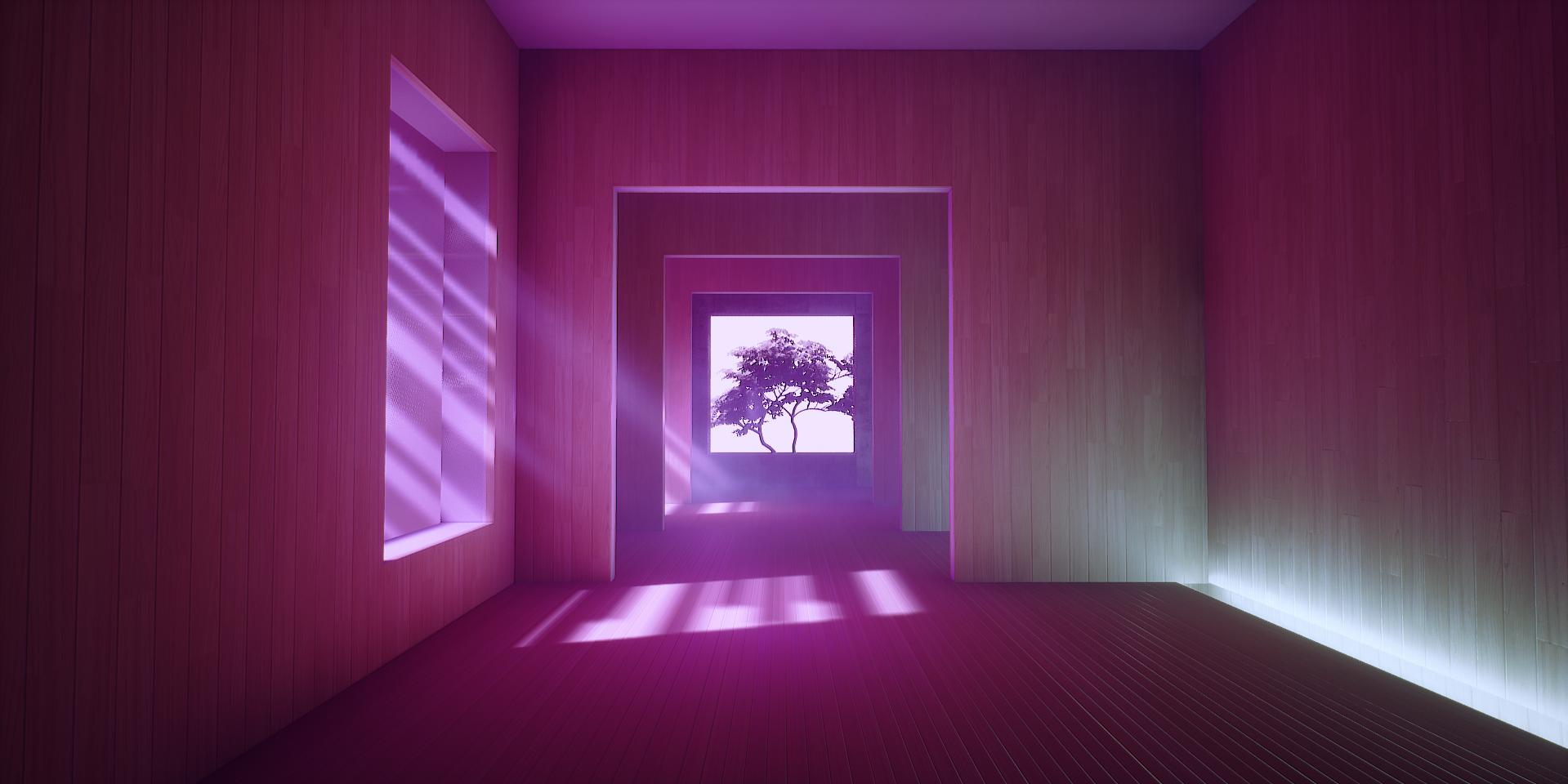 Ue4 Relighting Blade Runner 2049 Style Lighting Polycount