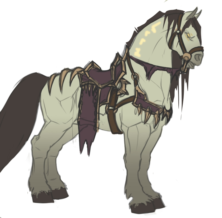 darksiders furys horse