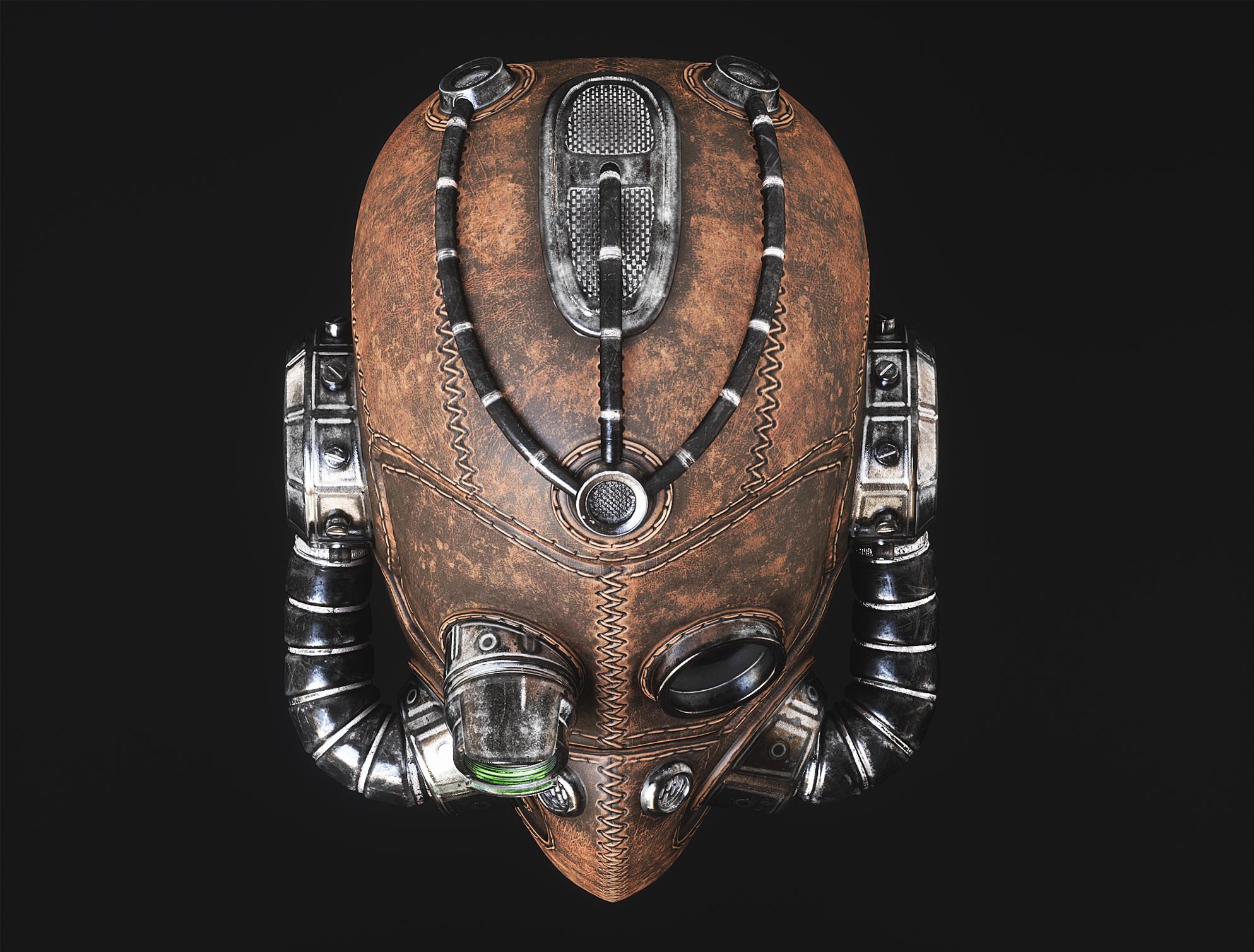 Killing Floor 2 Steampunk Gas Mask Home Plan