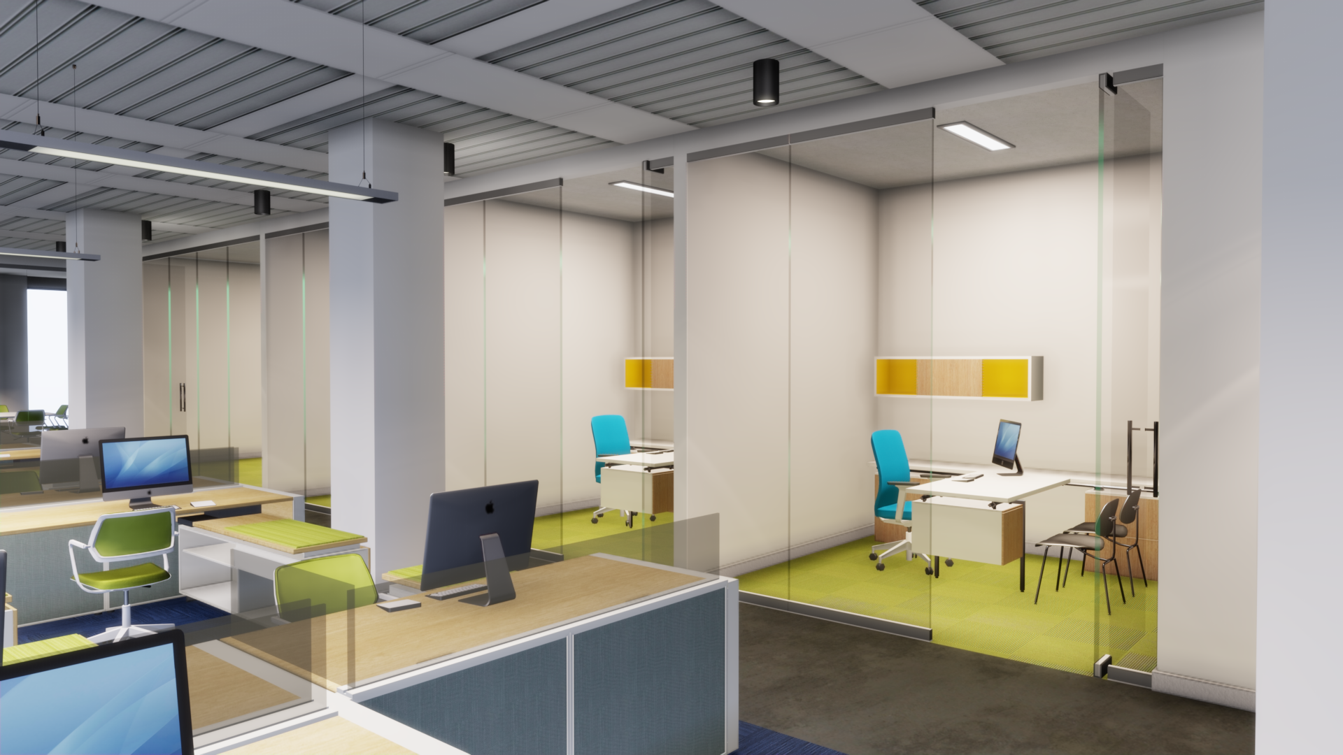 office space lighting. Office_05.png 2.1M Office Space Lighting