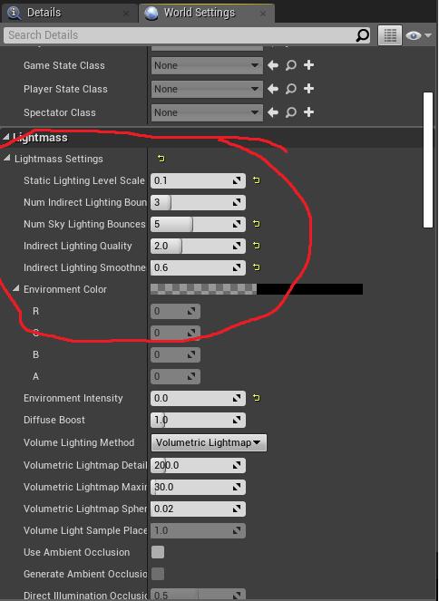 Ue4 Bake Lighting