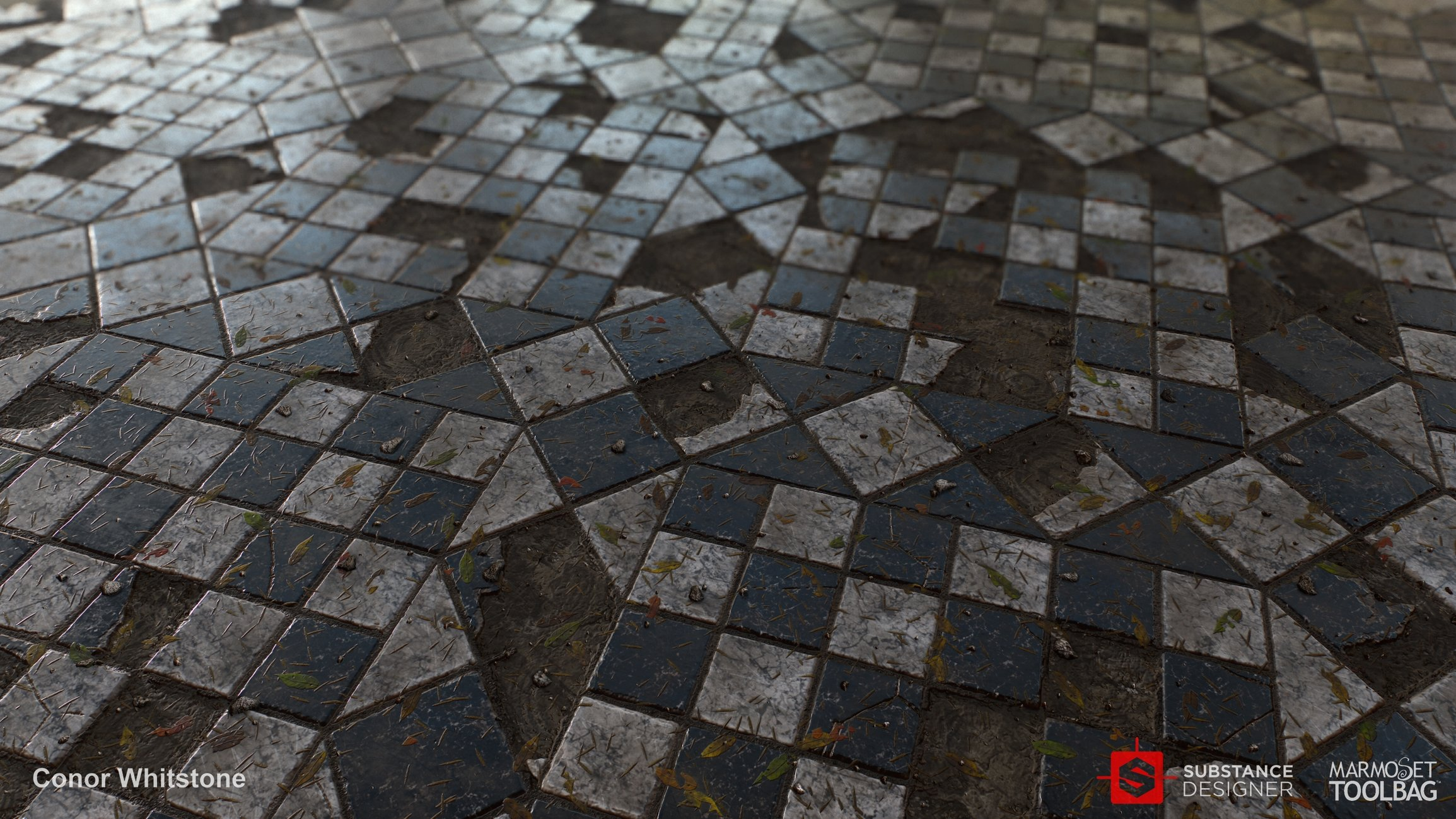Broken Floor Tile Help Updated Polycount