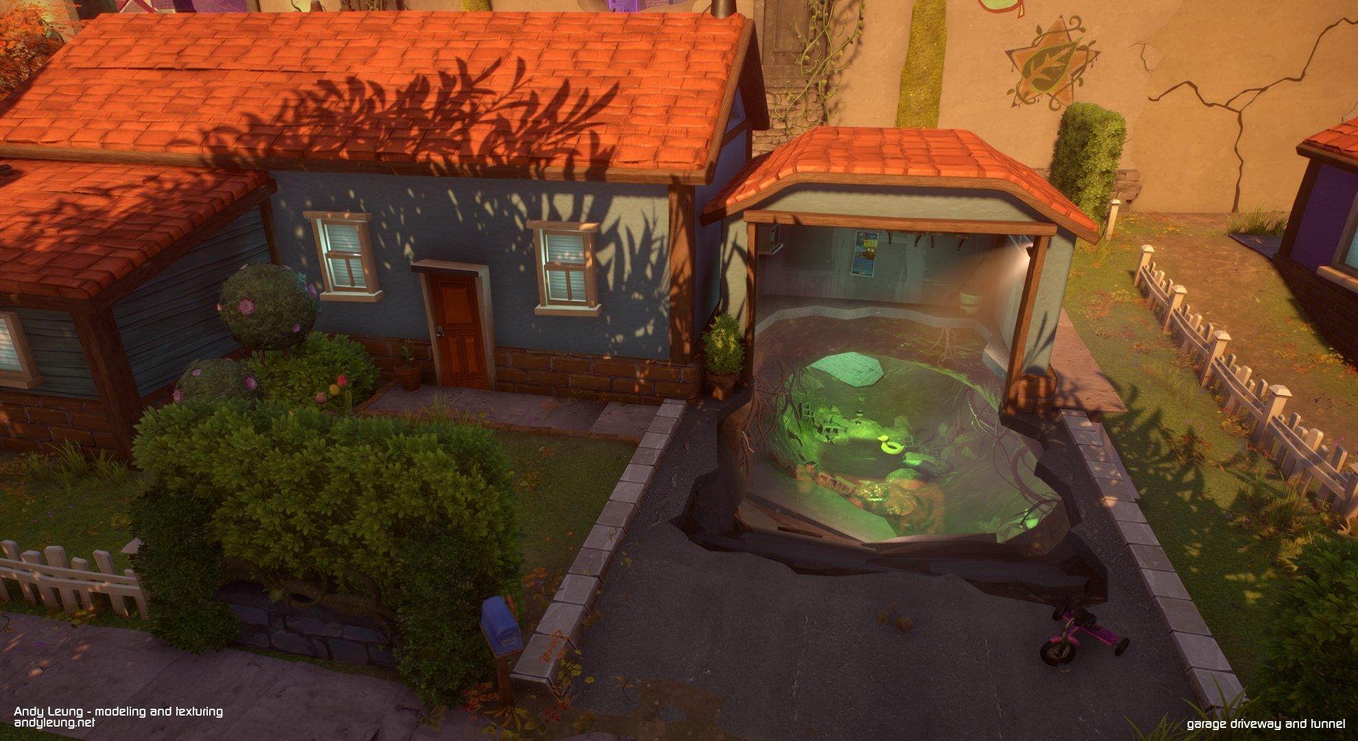 Plants vs Zombies Garden Warfare 2 - Environment Art Dump — polycount