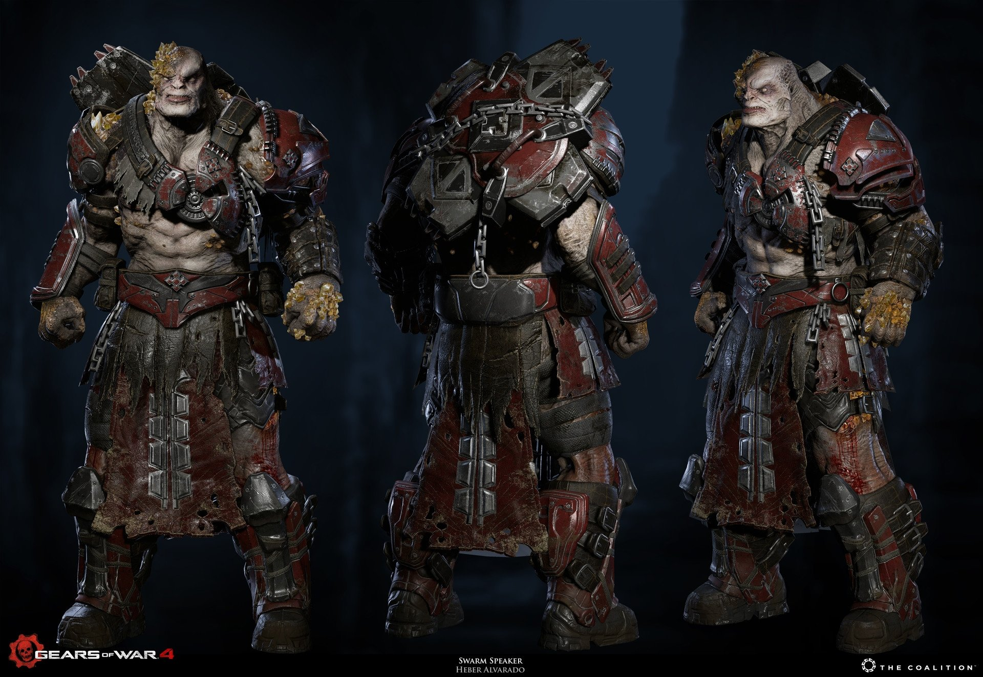god of war armor level 7 how to get it