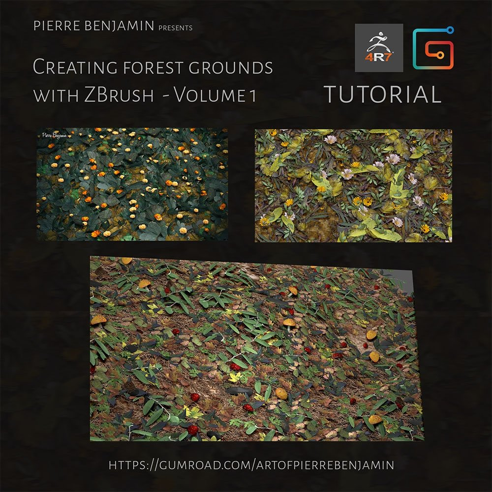 Gumroad Tutorials List - Page 13 — polycount