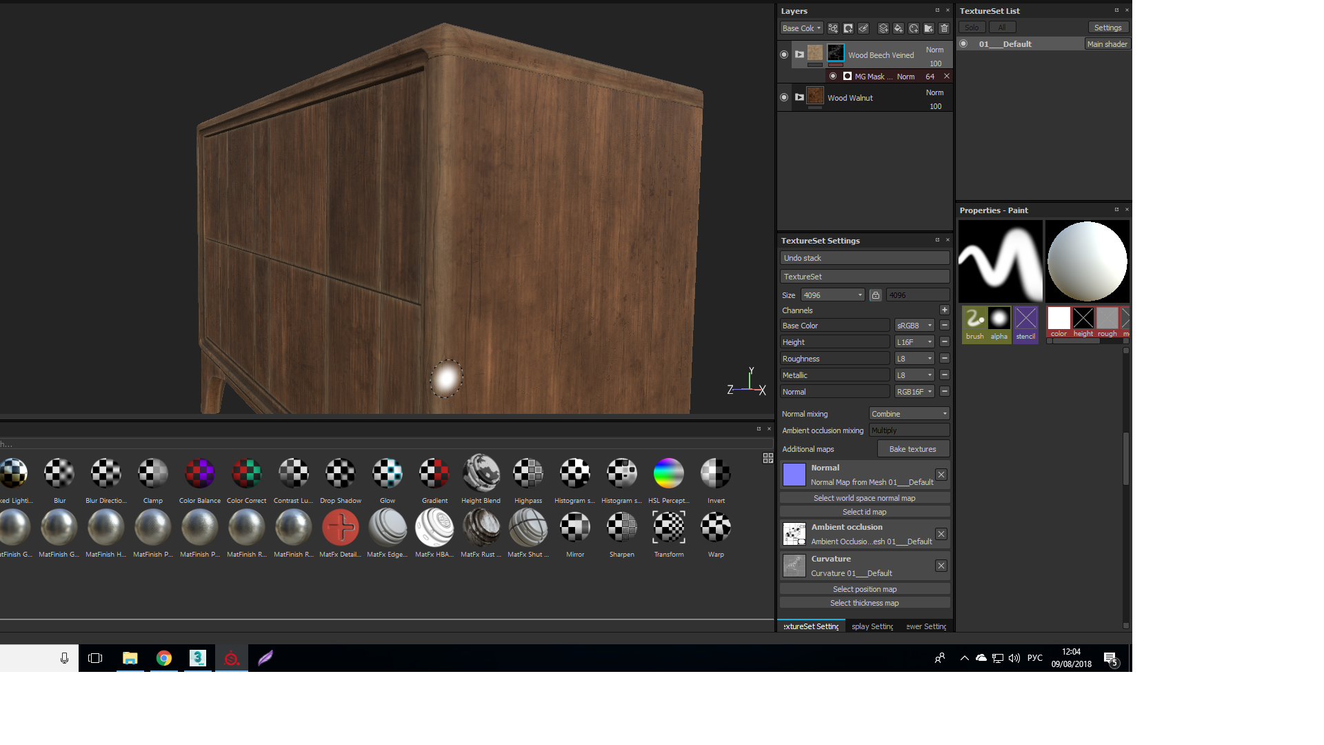 Textures from SP lose resolution in 3d software — polycount