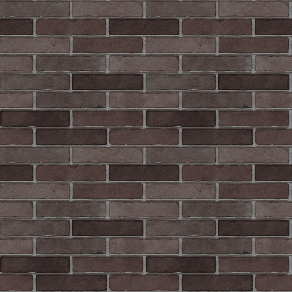 hand painted brick texture polycount