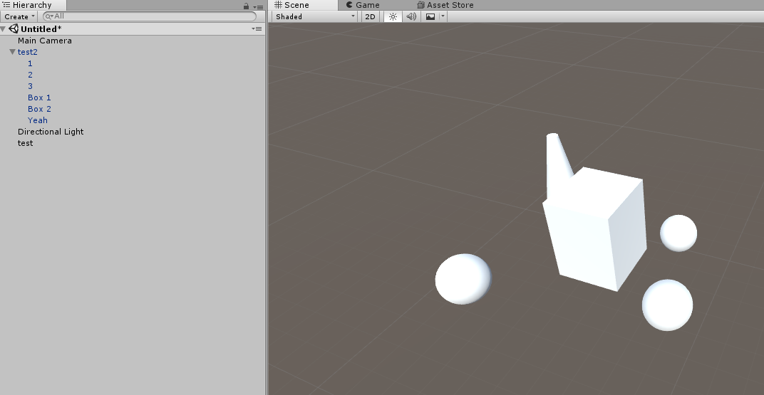 HELP] Why my parent layers in 3ds max can't be imported into