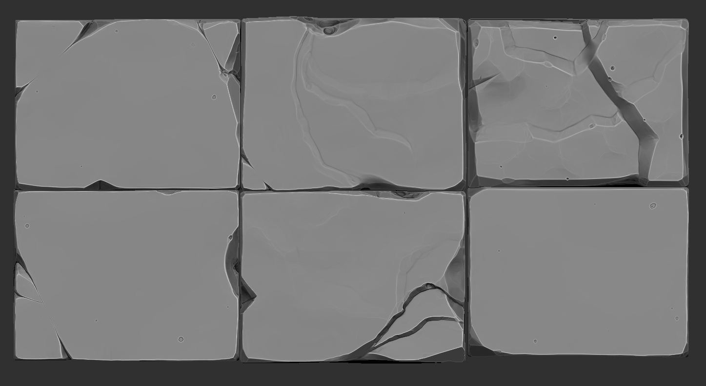 Can T Get My Stylized Stone Sculpts To Look The Way I Want
