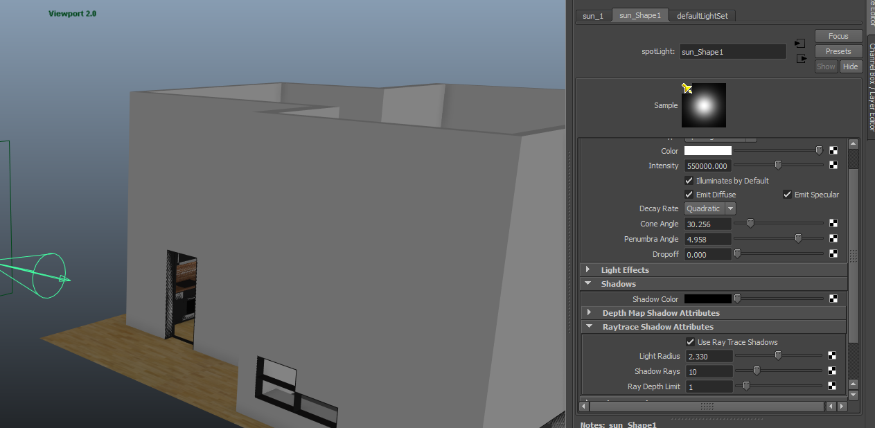 pic2. & Help with realistic interior render in Maya (mental ray) u2014 polycount azcodes.com