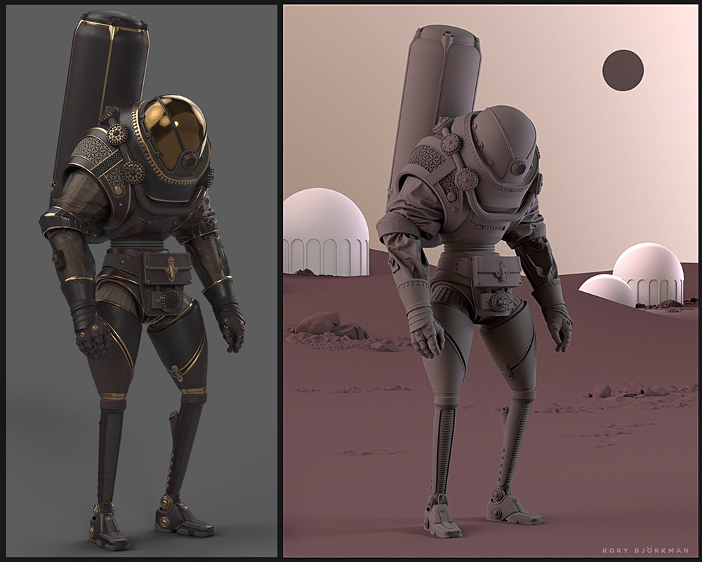 What are you working on? 2019! — polycount