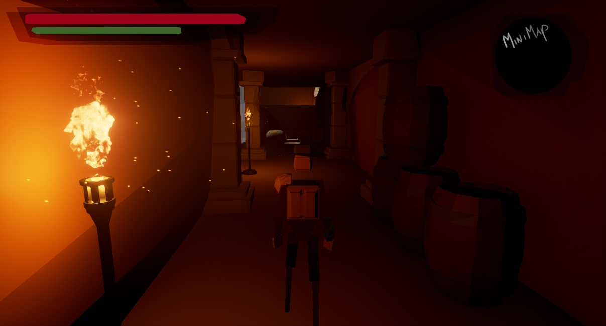 UE4] [GAME] A Delver's Fate — polycount