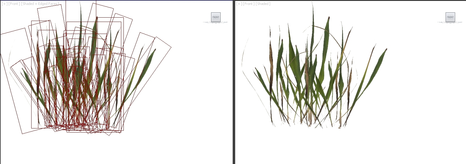Grass with Megascans — polycount