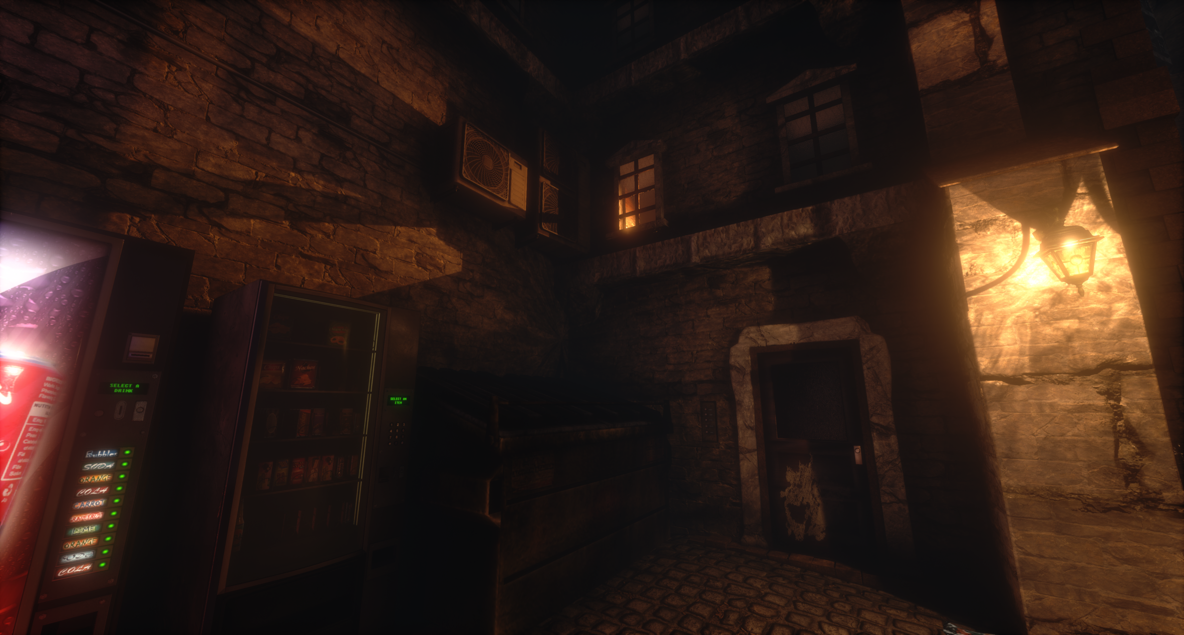 Feedback and ideas on a small map made in Unreal Engine 4