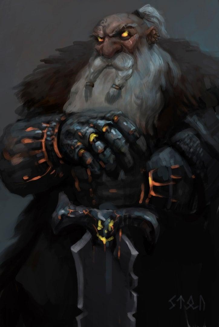 character dark iron pronhub