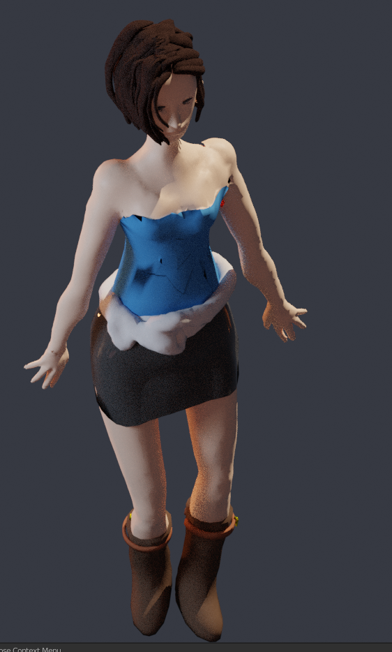 First Attempt Jill Valentine Resident Evil 3 1999 Polycount