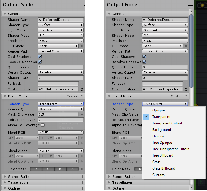 Unity Render Queue Shader
