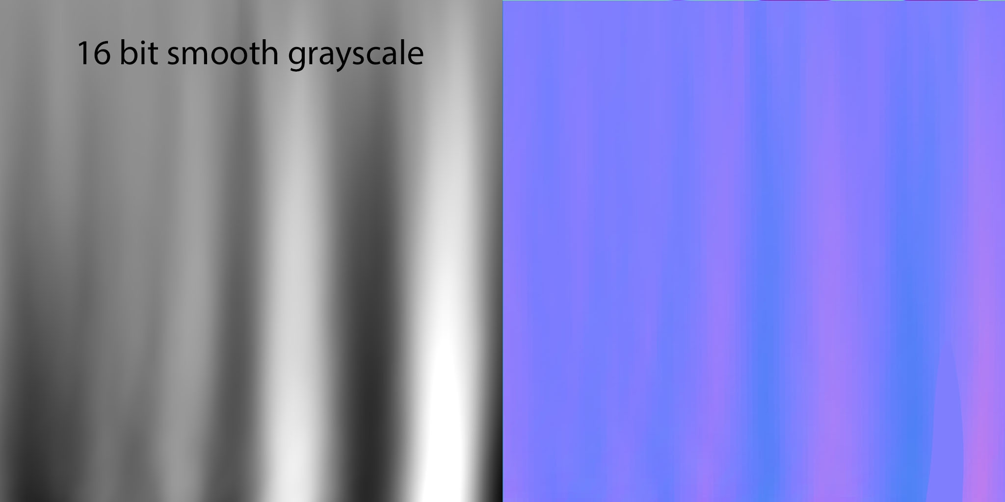 Substance Designer Height To Normal Problem Polycount - Grayscale height map us