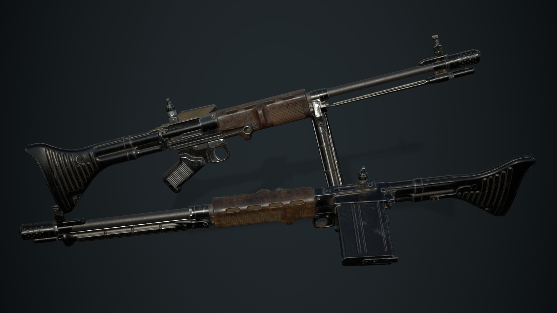 UE4] World War II Weapons — polycount