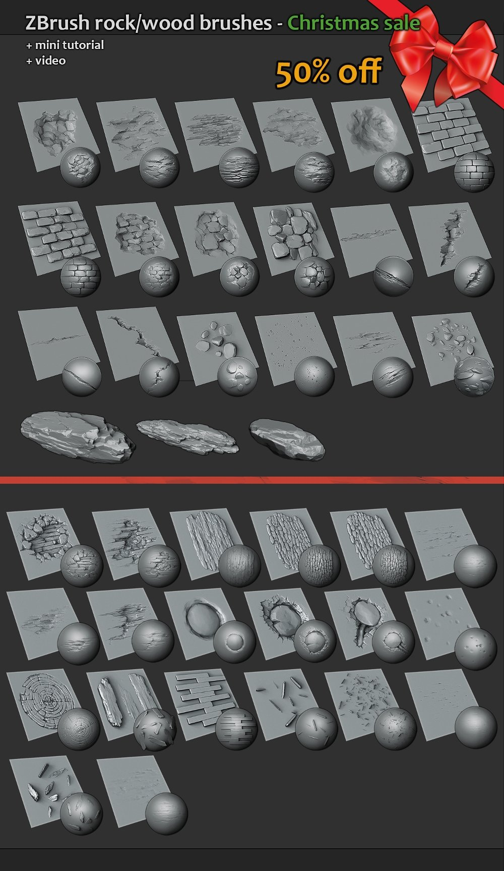 Zbrush Custom Brushes Free Download - xilusbrown