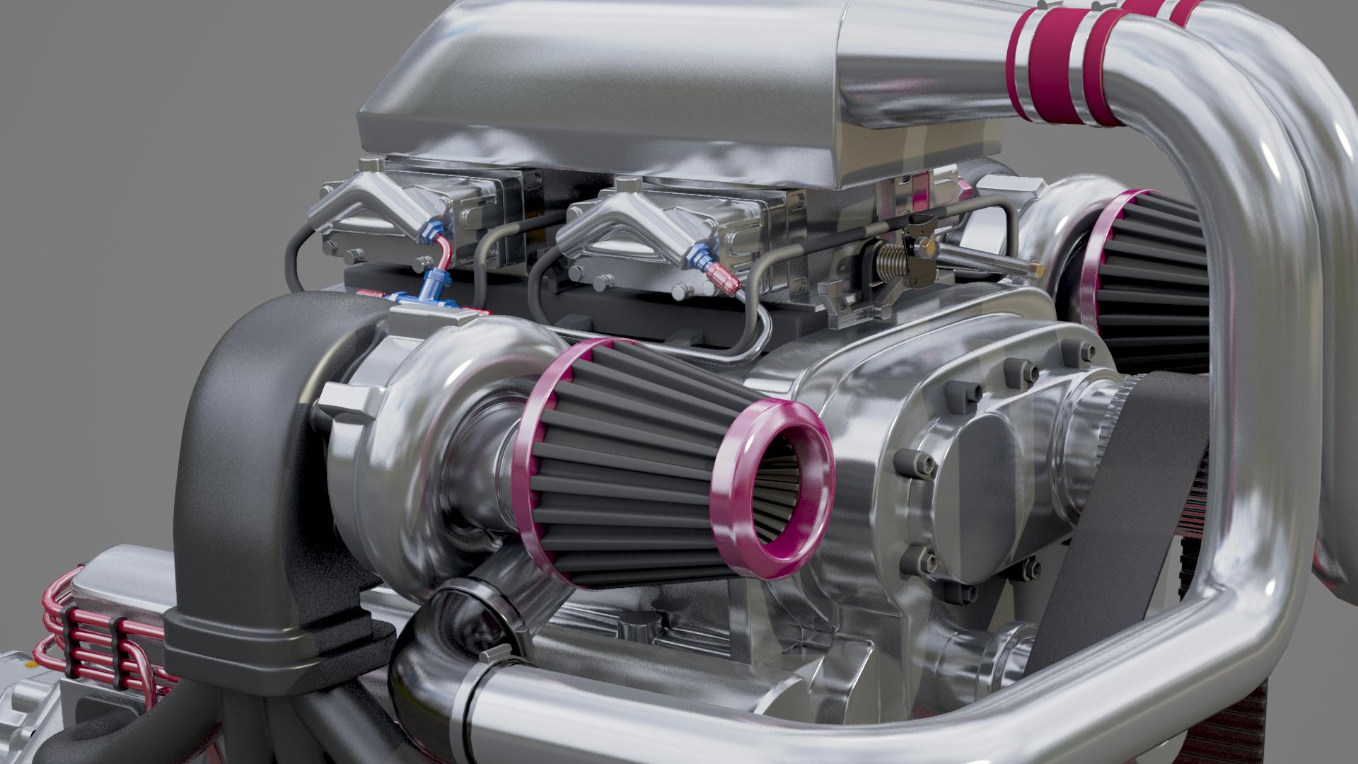 34' Chevy Hot Rod Build Thread — polycount