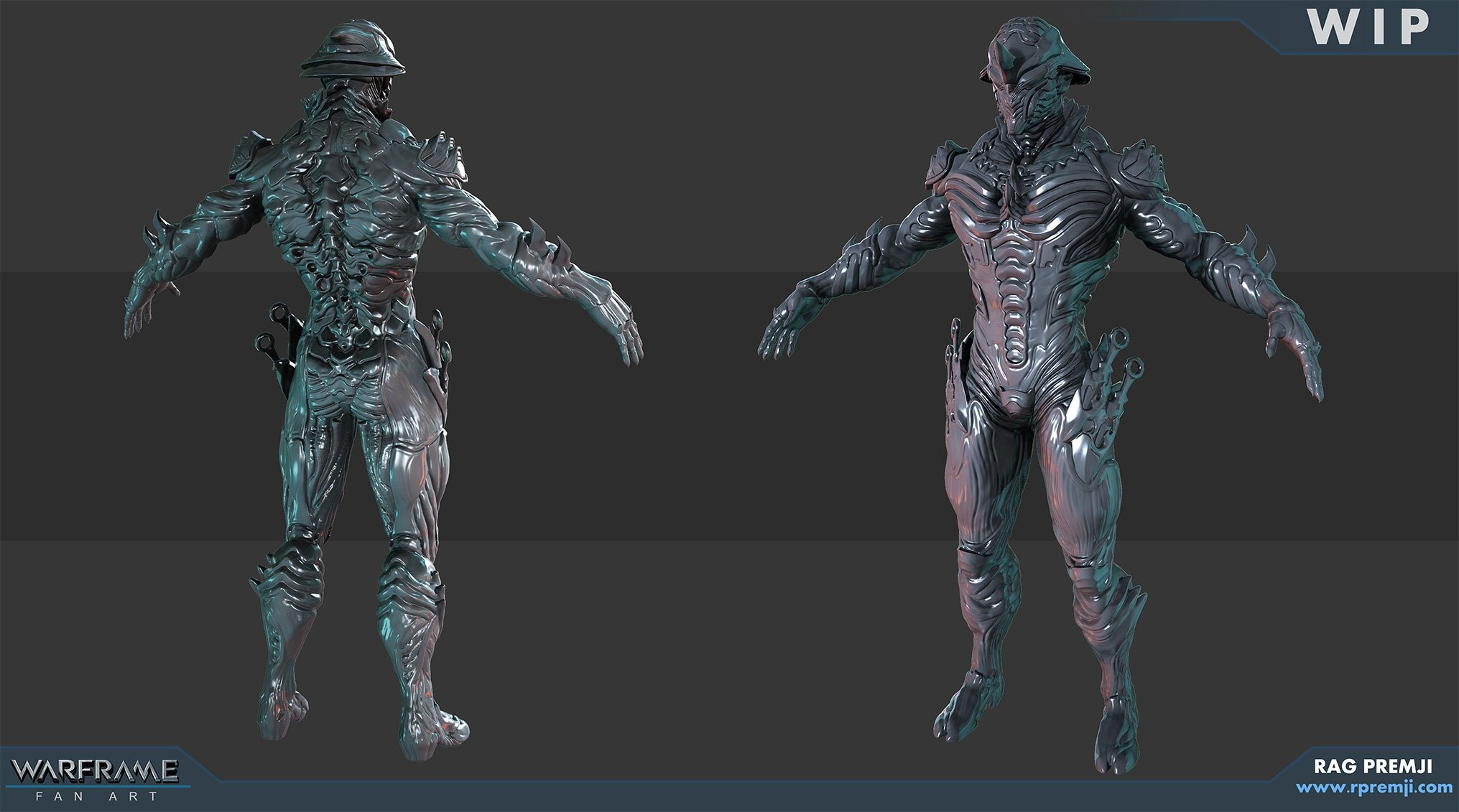 Warframe - Tenno (Warframes A-M) / Characters - TV Tropes