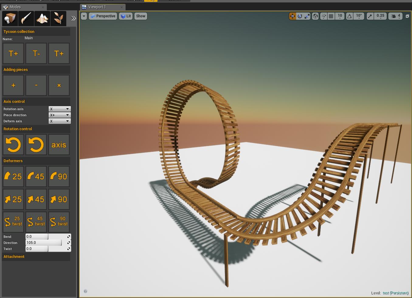 UE4 C++ Plugin] Devblog of Tycoon for Unreal Engine 4