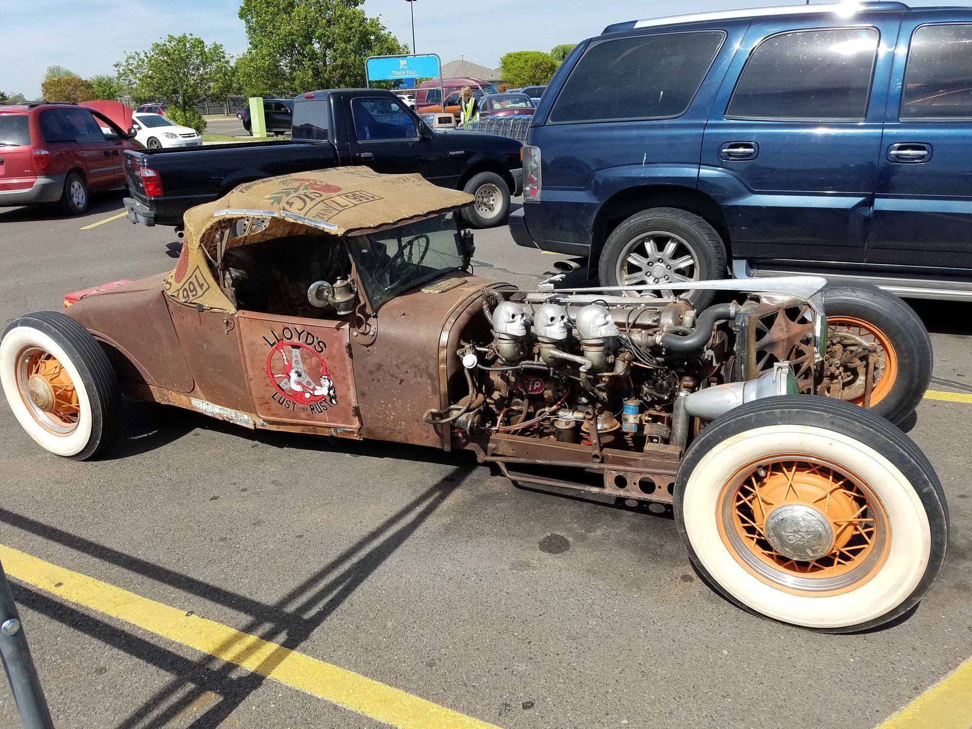 Lloyds lust for rust rat rod polycount i publicscrutiny Choice Image