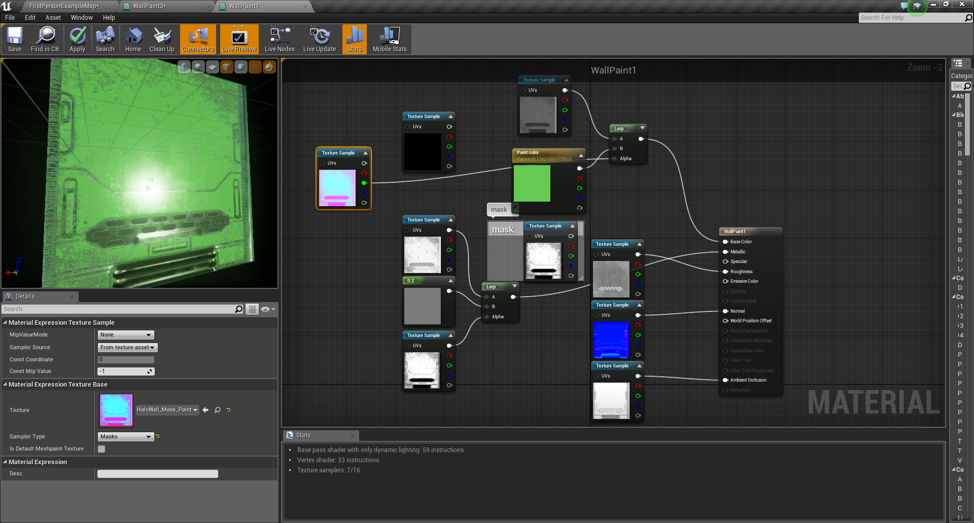 Solved: Quixel SUITE & Unreal Engine 4 — polycount