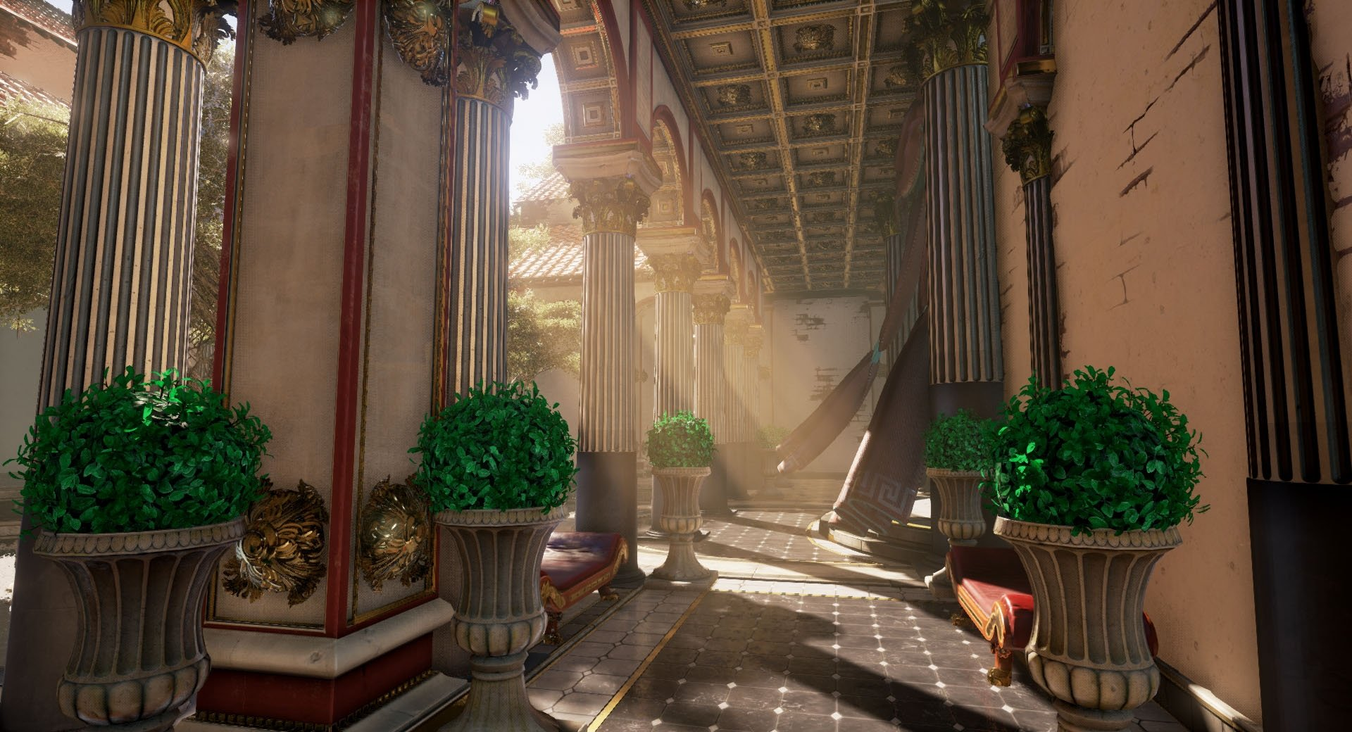 Ue4 roman house environment polycount - What houses romanians prefer ...