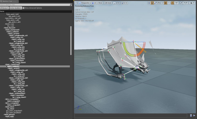 UE4 Game] Titania: Development/Trouble-Shooting Blog — polycount