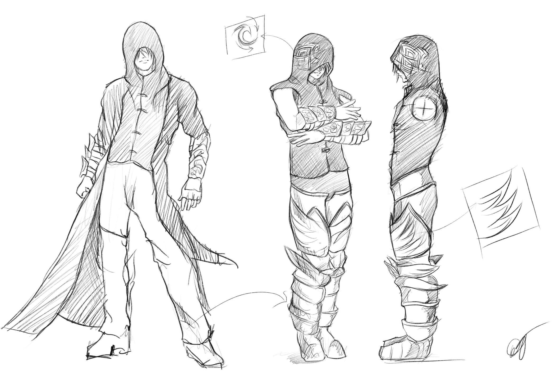 Character Design Editor : Reallusion character design zane artoriya ゼーン アートリ