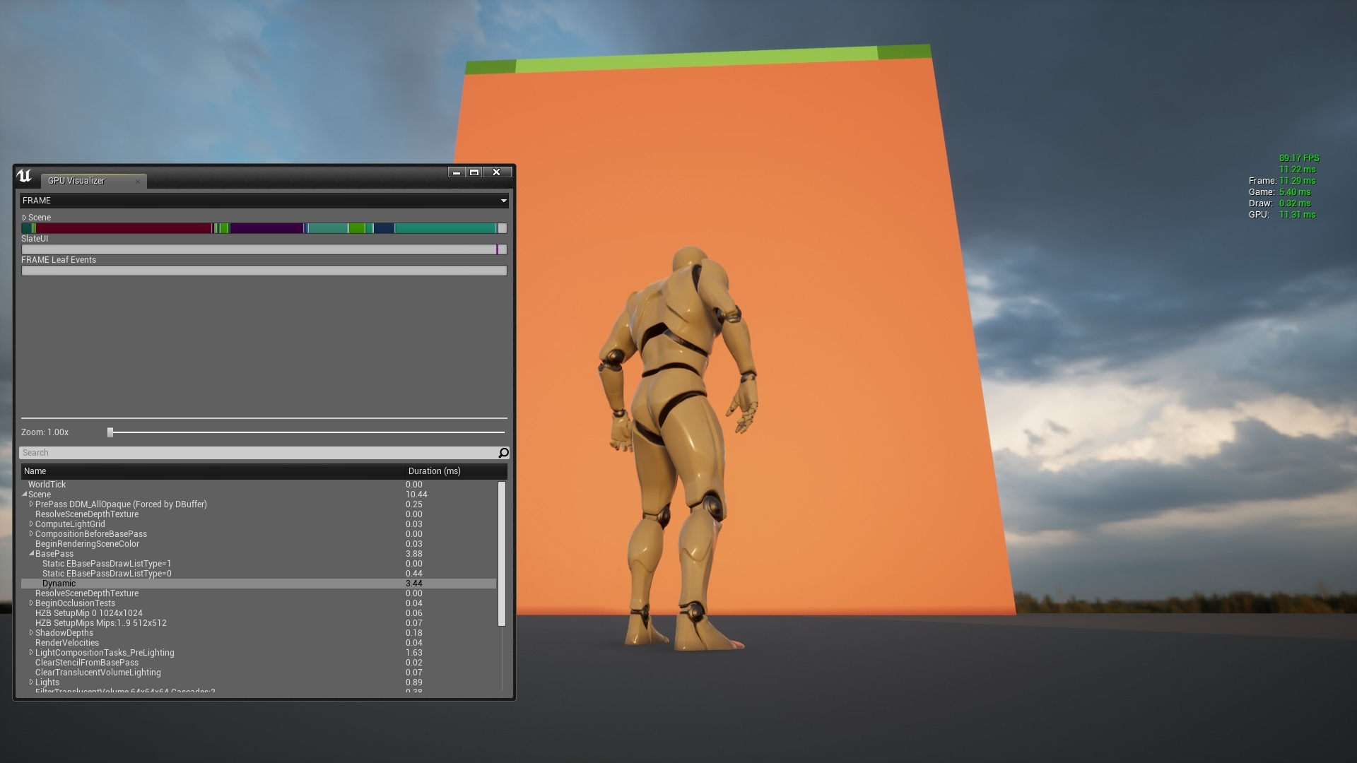 Procedural building using construction script frame drops polycount thanks guys malvernweather Image collections