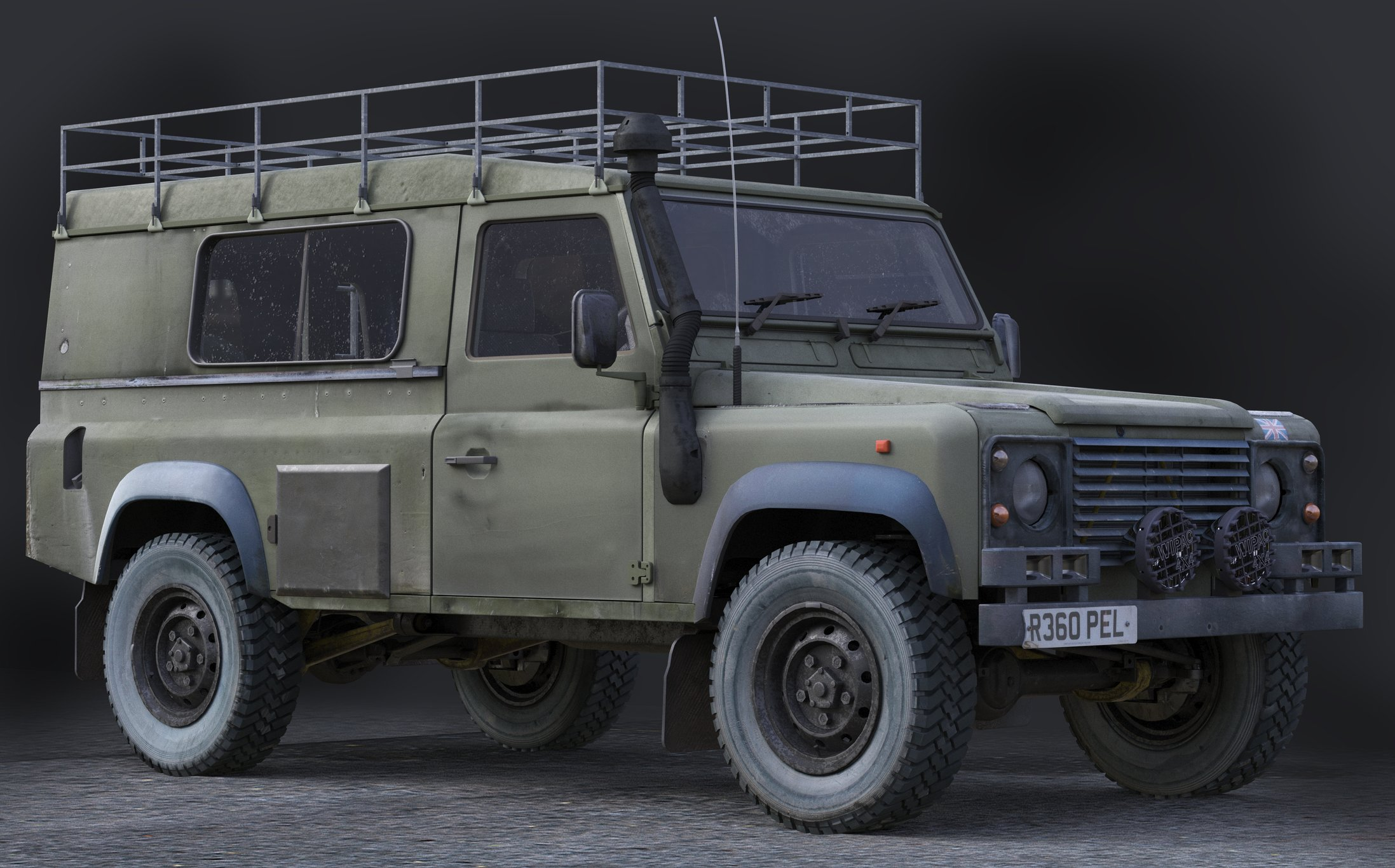 next course defender land rover electrified car tires will landrover of top cars the l news be speed